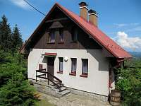 Chata k pronajmutí - dovolená Javorníky rekreace Frýdlant nad Ostravicí