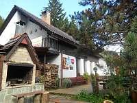 Horní Bečva ubytování 48 lidí  pronájem