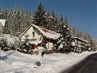 Chata Barborka Horní Bečva - ubytování Horní Bečva