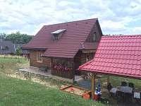 ubytování Študlov - Chalupa Na Příkrém