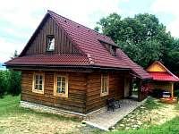 ubytování Študlov na chalupě