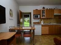 Apartmán pro 4 osoby - Kuchyň