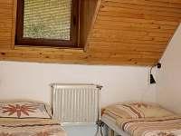 Apartmán pro 9 osob - 2lůžkový pokoj