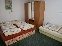 Apartmán pro 9 osob - 3-lůžkový pokoj
