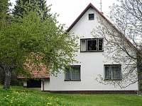 Apartmán pro 9 osob - venkovní pohled