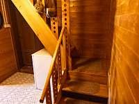 chodba a schodiště - Nový Hrozenkov