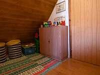 dětský koutek - Nový Hrozenkov