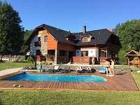 ubytování Valašské Meziříčí na chalupě k pronajmutí