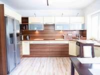 Kuchyně - pronájem chaty Frenštát pod Radhoštěm