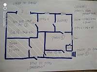 Apartmán 5 osob - chata k pronájmu Kozlovice