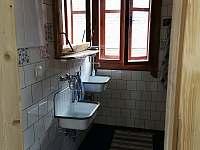 Koupelna přízemí - Nový Hrozenkov