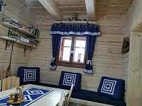 Odpočinková zóna - pronájem chalupy Nový Hrozenkov