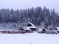 Chalupa k pronájmu - zimní dovolená Nový Hrozenkov