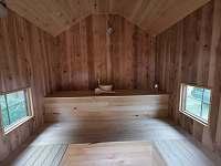 Venkovní Sauna - Nový Hrozenkov