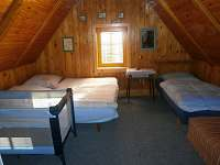Zadní ložnice