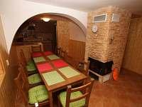 Chata Malenka u sjezdovky s třema toaletama - chata - 14