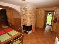 Chata Malenka u sjezdovky s třema toaletama - pronájem chaty - 12