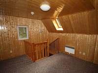 Chata Malenka u sjezdovky s třema toaletama - pronájem chaty - 7