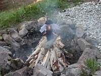 ohniště - Malenovice