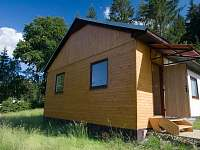 ubytování Jezerné na chatě k pronájmu