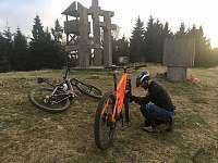 U Tří křížů - Velké Karlovice