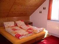 3-lůžková ložnice (2-postel +1L) - Trojanovice