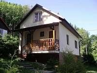 ubytování na chatě k pronajmutí
