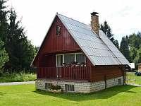 ubytování Skiareál Soláň - Bzové Srub k pronajmutí - Prostřední Bečva - Kněhyně