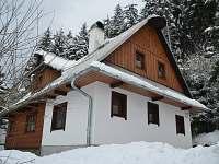 ubytování na chalupě k pronájmu Nový Hrozenkov