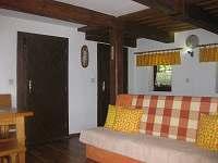 Obytná místnost-gauč
