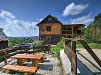 Levné ubytování Koupaliště Jasenná Apartmán na horách - Pulčín