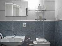 koupelna s WC 1lůžkový pokoj č.1 - Příbor