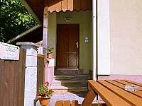 vstup do penzionu Freudův sen - ubytování Příbor