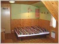 Chata Sluníčko - pokoj 1 podkroví - Horní Bečva