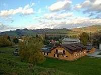 ubytování  v apartmánu na horách - Halenkov