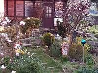 okrasná zahrada - Hutisko Solanec