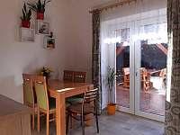velký apartmán_kuchyň - chalupa k pronájmu Hutisko Solanec