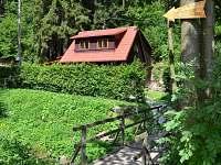 ubytování Velké Karlovice Chata k pronájmu