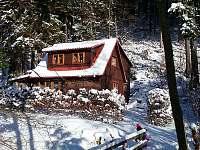 Chata Jezerné - chata ubytování Velké Karlovice - 2