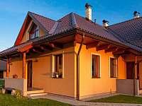 """Apartmán """"U Kurcinů"""" - ubytování Velké Karlovice"""