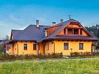 ubytování Ski areál Velké Karlovice - Machůzky Apartmán na horách - Velké Karlovice