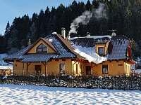 Zimní idylka - Velké Karlovice