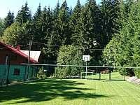 hřiště - chata k pronajmutí Horní Bečva