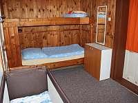 Apartmán v domě majitelů druhý pokoj - chata ubytování Lužná u Vsetína