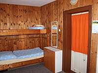 Apartmán v domě majitelů druhý pokoj - pronájem chaty Lužná u Vsetína