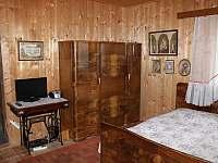 Apartmán v domě majitelů velký pokoj - chata k pronajmutí Lužná u Vsetína