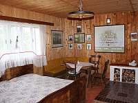 Apartmán v domě majitelů velký pokoj - chata ubytování Lužná u Vsetína