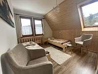 interiér - chalupa k pronajmutí Nový Hrozenkov