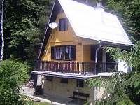 ubytování Horní Bečva na chatě k pronájmu