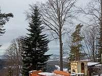 zima - chata k pronajmutí Kunčice pod Ondřejníkem
